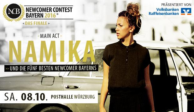 Newcomer Contest Bayern 2016