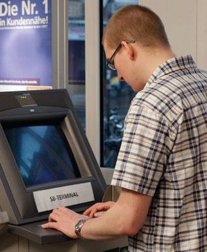 Wie funktioniert ein Geldautomat