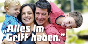 """Zielgruppe """"Junge Familien"""""""