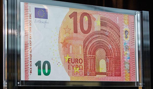 Neuer 10-Euro-Schein