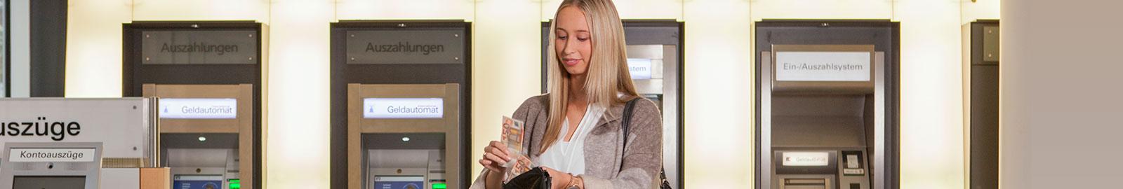 Wie funktioniert ein Geldautomat?